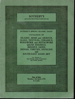 SOTHEBY'S, Islamic Arms and Armour[04/78]