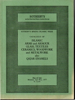 SOTHEBY'S, Islamic Arms and Armour[05/77]