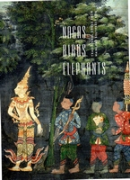 NAGAS BIRDS ELEPHANTS Trad. dres from SEA