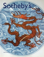 SOTHEBY'S, Chinese and Japanese Ceramics & WoA[11/05]