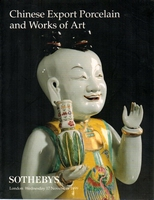 Sotheby's, Chinese export porcelain & Works of Art[11/99]