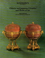 SOTHEBY'S, Chinese and Japanese Ceramics & WoA[05/91]