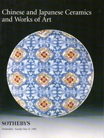 SOTHEBY, Chinese and Japanese Ceramics and WoA[05/96]
