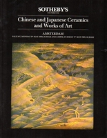 SOTHEBY'S Chinese and Japanese Ceramics and WoA[05/89]