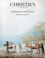 CHRISTIE's, Exploration and Travel[04/97]