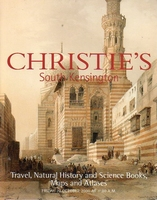 CHRISTIE,S , Travel, Nat.Hist. & Maps[10/00]