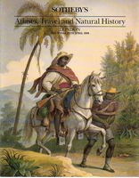 SOTHEBY'S, Atlases, Travel and Nat. History[04/89]