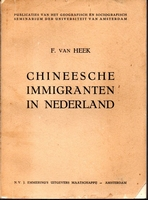 Chineesche immigranten in Nederland