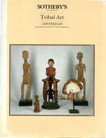 SOTHEBY'S  TRIBAL ART[09/87]